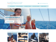screenshot http://www.sud-yachting.com/ Sud Yachting