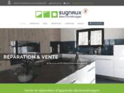 Articles électroménagers en Suisse