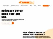 Sunset Bld, guide voyage pour les Etats Unis