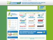 screenshot http://www.supermarche-ligne.fr livraison gratuite courses en ligne sur internet
