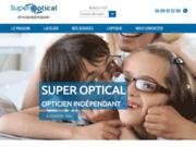 screenshot http://www.superoptical-34.com Super Optical