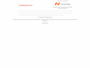 screenshot http://www.surfshop-pau.com surfshop rip curl pau