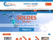 Site officiel de surfshop fr