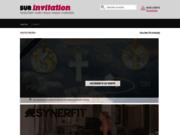 SUR INVITATION