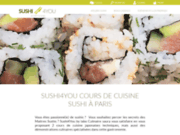 screenshot http://www.sushi4youparis.com solutions incentive et team building