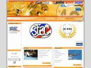 screenshot http://suspensions-stac.com vente en ligne d'accessoires et d'équipements auto