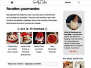 Site Officiel de l'entreprise Sweetly cakes