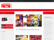 Switch Nes, magazine de la Nintendo Switch