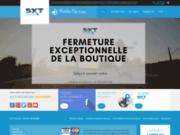 screenshot http://www.sxt-scooters.fr Trottinette électrique