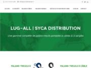 Syca distribution et ses treuils manuels de levage