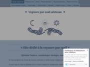screenshot http://www.sylvarine-voyance.com Voyance par mail