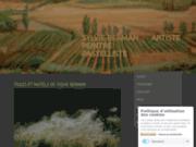 screenshot http://www.sylvie-berman-peintre-pastelliste.fr sylvie berman artiste pastelliste
