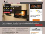Symphonie Création : cheminées et poêles à bois en Alsace