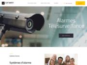 Installation systèmes d'alarme