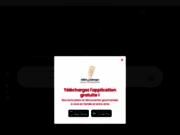 screenshot http://www.tables-auberges.com tables et auberges de france