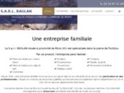 screenshot http://www.taille-pierre-41.com/ taille de pierre baglan