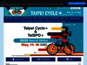 screenshot http://www.taipeicycle.com.tw/ taipei cycle show