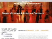 screenshot http://www.tango.fr tango en provence