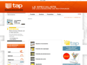 Tap Rack Access, rayonnages pour le stockage