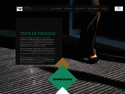 screenshot https://www.tapis-passage.com Tapis de passage