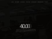 screenshot http://www.tapisdorient.net/ acheter un tapis d' orient/persan