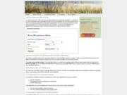 screenshot http://www.TaterLeTerrain.com vente de terrains sur taterleterrain.com