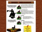 screenshot http://www.taureau-rodeo-mecanique.com location taureau mécanique