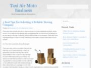 Taxi moto à Paris et Ile-de-France - Air Moto