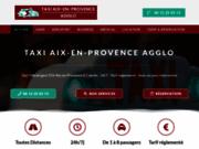 Compagnie de Taxi à Aix-en-Provence
