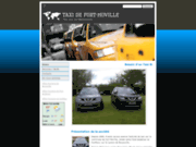 screenshot http://www.taxi-fort-moville.fr taxi eure calvados normandie fort-moville