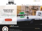 Taxi Maichois, confort haut de gamme pour votre transport au départ du Doubs