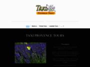 screenshot http://www.taxi-provencetours.com taxi provence tours