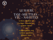 screenshot https://taxi-shuttle-le-havre.hubside.fr/ Taxi