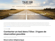 Taxi dans l'Oise département 60