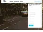 Taxi moto à Paris, aéroports Roissy CDG et Orly