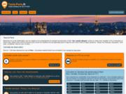 screenshot http://www.taxis-paris.fr taxi paris