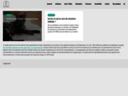 screenshot http://tc-dunkerque.fr Ecole de commerce IUT TC Techniques de commercialisation