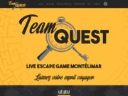 Team Quest: Escape Game à Montélimar en Drôme