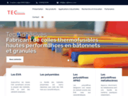 TEC Adhesives : Fabricant de colles thermofusibles hautes performances