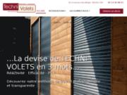 Menuiserie : Techni-Volets à Lyon 69