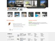screenshot http://www.techniceau.com techniceau
