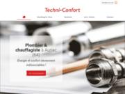 Techni Confort, plombier chauffagiste