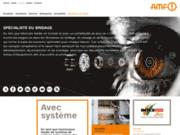 screenshot http://technique-de-bridage.fr/ techniques de bridage : sauterelles, systèmes de bridage et de serrage hydrauliques d8217;amf