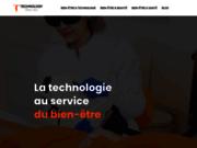 screenshot http://www.technology-bien-etre.fr/ Technology Bien-Être