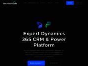 screenshot http://www.technomade.com technomade - logiciels crm