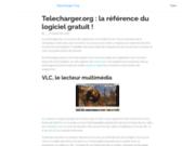 screenshot http://www.telecharger.org/ Telecharger.org