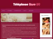 Telephone rose