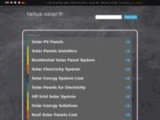 Vos panneaux photovoltaïques pour 0€ d'investissement