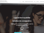 screenshot https://www.temis.site/ Logiciel Témis