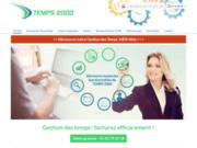 Temps 2000, logiciel de suivi d'affaires